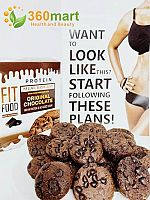 Bánh socola giảm cân hộp lớn